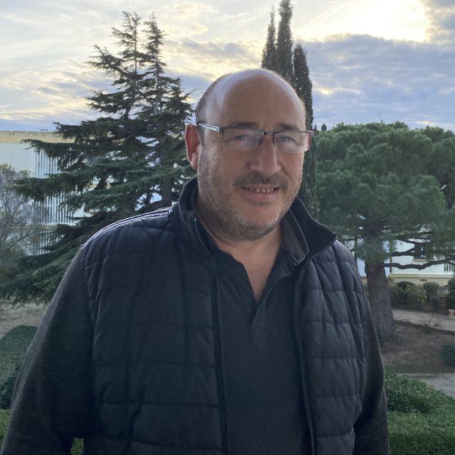 Philippe, co-gérant Le Glacier du Port